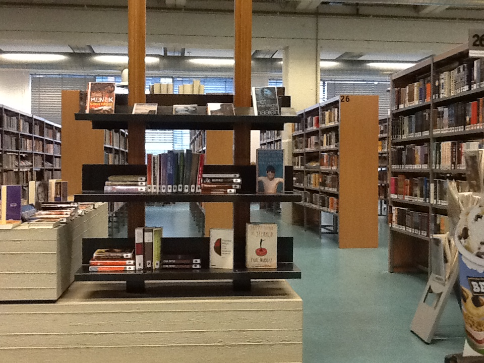 ห้องสมุดประเทศเนเธอร์แลนด์