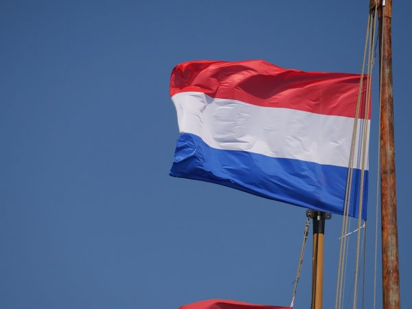 ธงชาติดัตช์